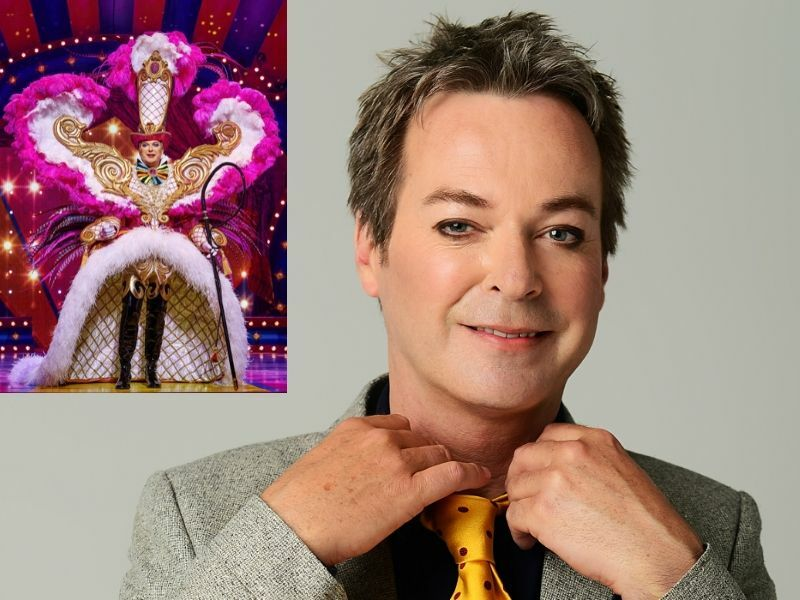 Julian Clary inducted into London Palladium Wall of Fame