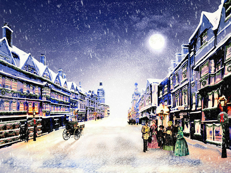 ENO and LMTO production of A Christmas Carol to run at the Coliseum in 2020