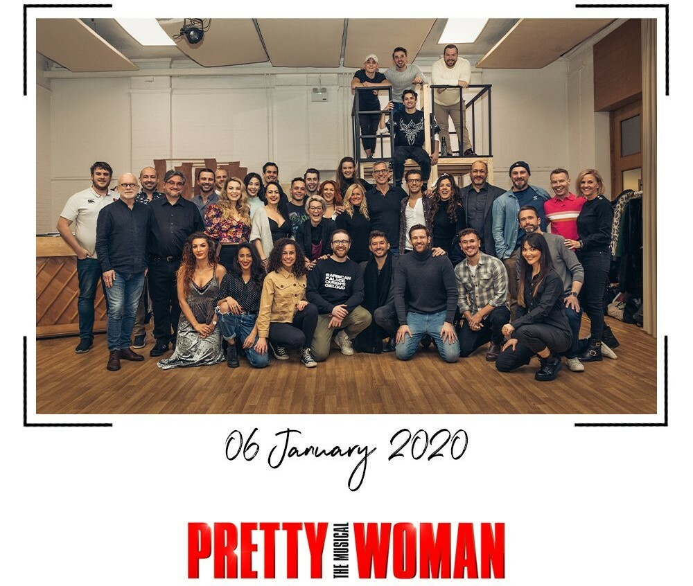 Full cast announced for Pretty Woman at the Piccadilly Theatre
