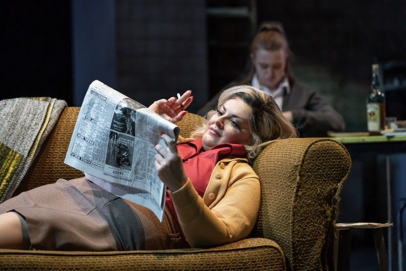 London Theatre Review: Shelagh Delaney's A Taste of Honey at Trafalgar