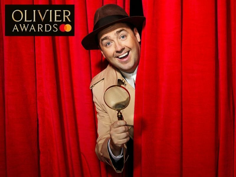 Jason Manford to once again host the Olivier Awards this year