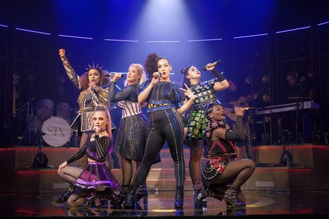 Six The Musical London extends to January 2021