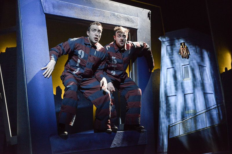 The Comedy About A Bank Robbery to end its West End run after 4 years