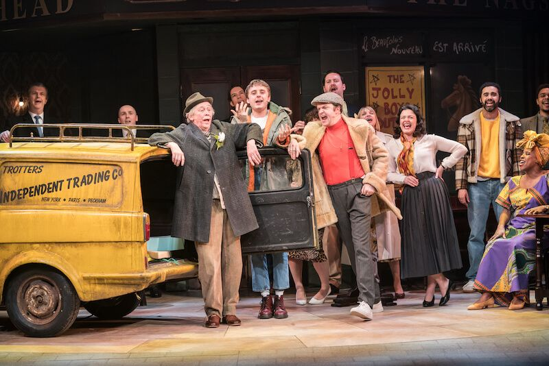 Only Fools And Horses musical announces West End extension