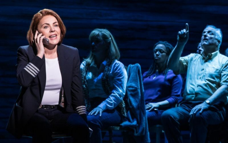 Rachel Tucker to star in the Broadway production of Come From Away