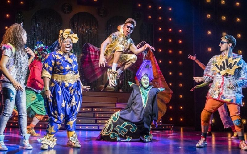Aladdin panto to return to London's Lyric Hammersmith!