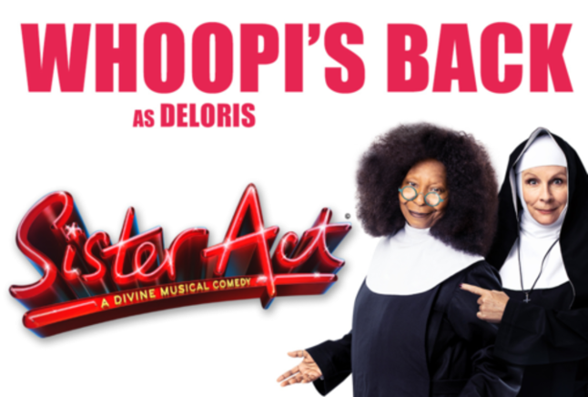 Sister Act musical tickets for new performances on sale Friday 7 February