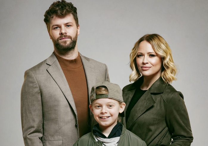 Jay McGuiness and Kimberley Walsh to star in Sleepless: A Musical Romance