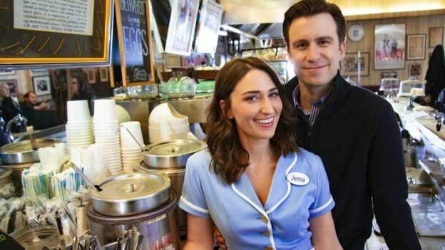 Sara Bareilles and Gavin Creel extend West End Waitress run