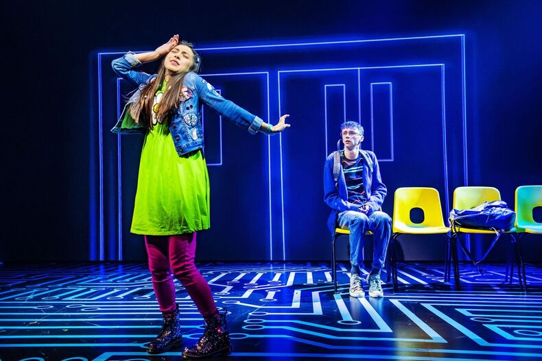 London Theatre Review: Be More Chill