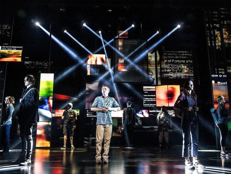 Dear Evan Hansen extends West End run