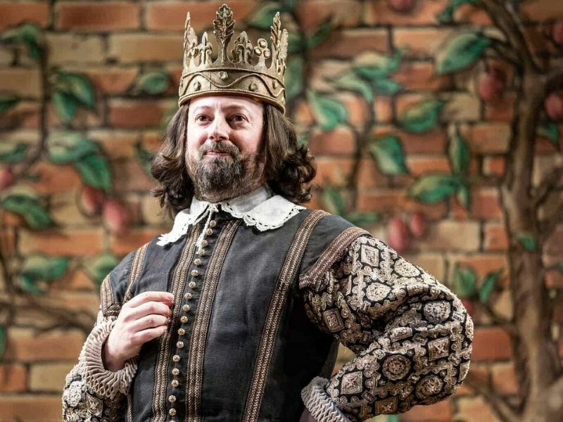 London Theatre Review: The Upstart Crow