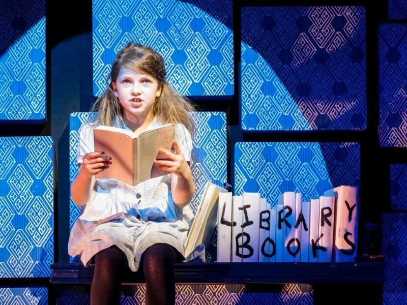 "London Theatre Review: Matilda a ""great night out"" and ""must-see"""