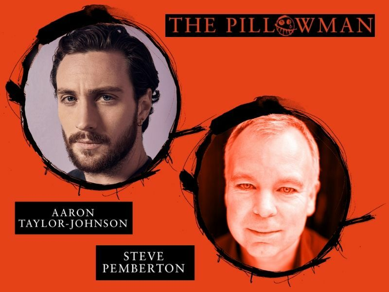 New revival of The Pillowman to run at the Duke of York's Theatre