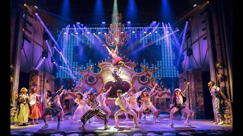 & Juliet leads nominees at Olivier Awards