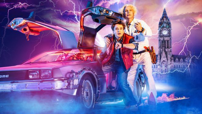 Back to the Future World Premiere Review (Manchester's Opera House)