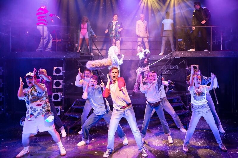 Eugenius the Musical releases unseen footage