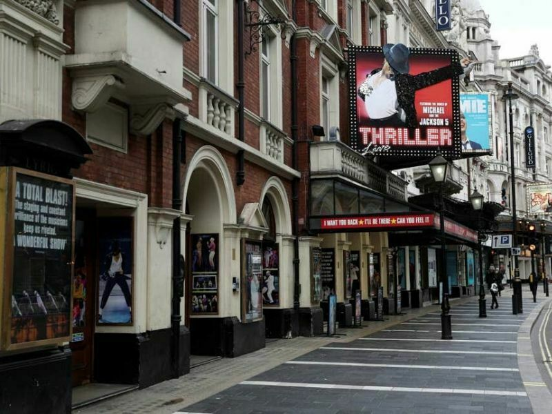 Thriller Live's 11-year run in the West End finishes 1 month early