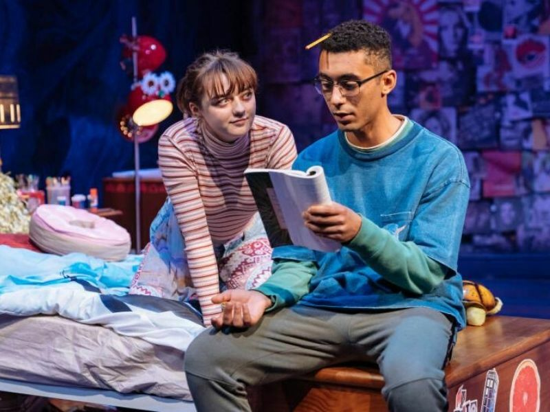 """London's Hampstead Theatre to stream """"I and You"""" for free on Instagram for one week only"""