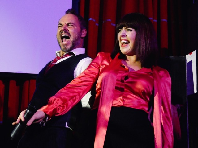 Sharon Sexton and Rob Fowler raise over £1000 with cabaret recording!