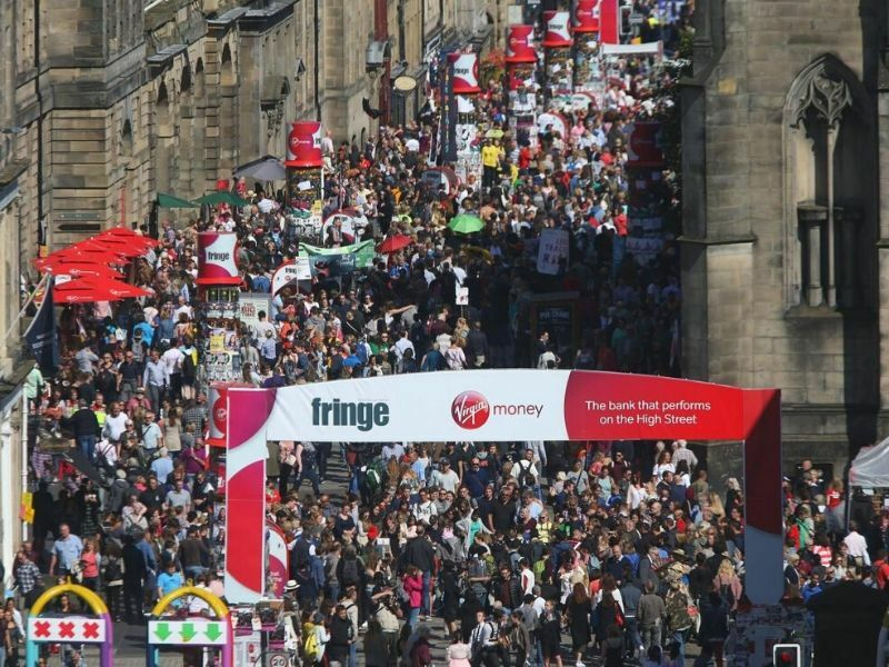 Edinburgh Festivals cancelled for the first time in over 70 years due to COVID-19