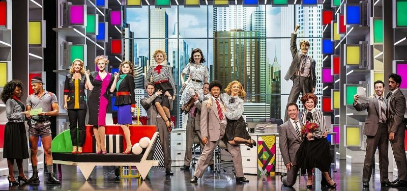 Dolly Parton's West End 9 to 5 musical celebrates a triumphant run, plus new cast album
