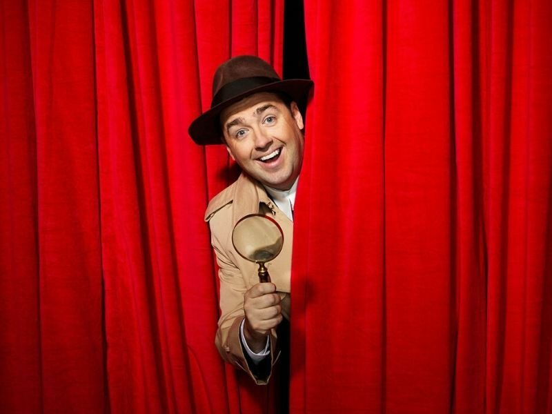 Kander and Ebb's Curtains musical starring Jason Manford to be streamed live tonight!