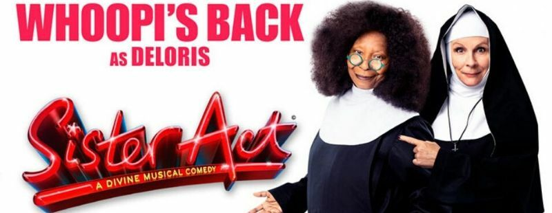 West End Sister Act revival with Whoopi Goldberg postponed to 2021