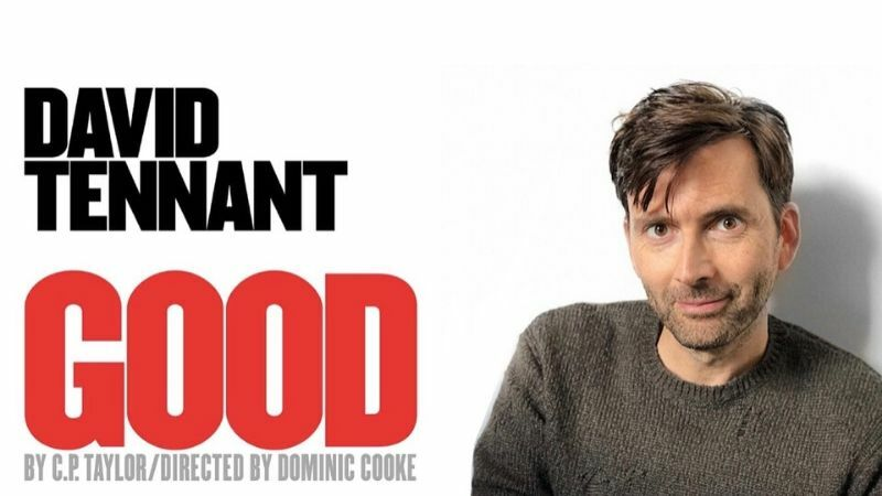 Playhouse Theatre Good David Tennant FAQ