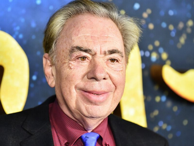 Andrew Lloyd Webber raises £500,000 for the Actor's Fund through online streaming
