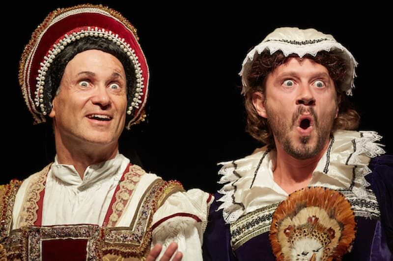 Horrible Histories: Barmy Britain Part Five postponed to 2021 due to coronavirus pandemic