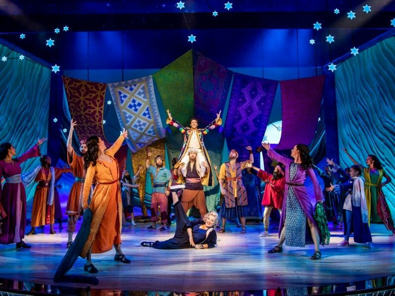 Joseph and the Amazing Technicolor Dreamcoat West End run rescheduled to 2021