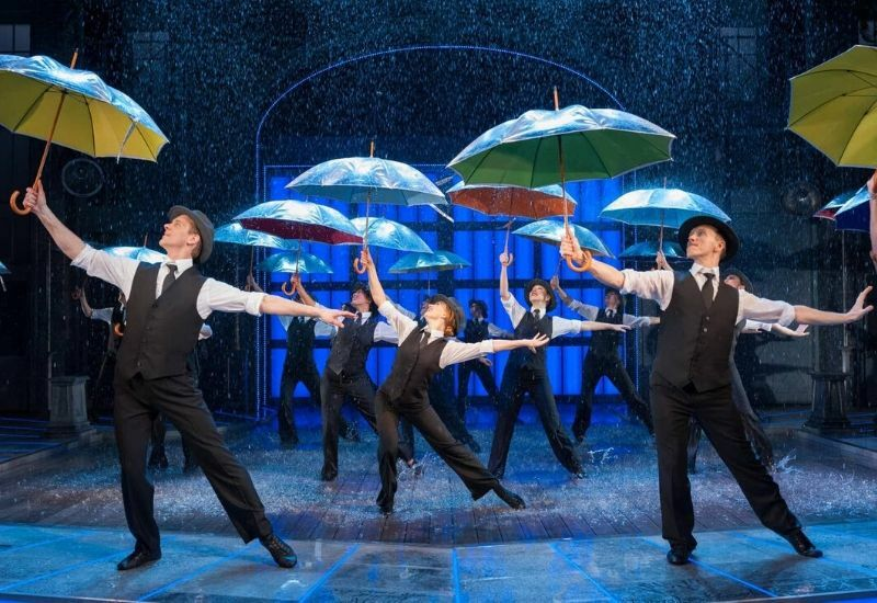 Singin' in the Rain musical at Sadler's Wells rescheduled to summer 2021