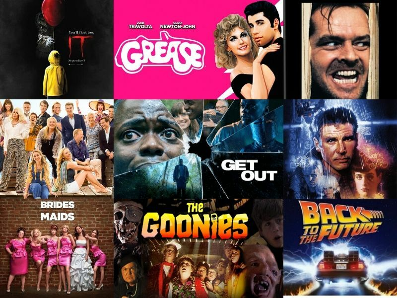 9 more movies added at The Drive In cinema in London this summer!