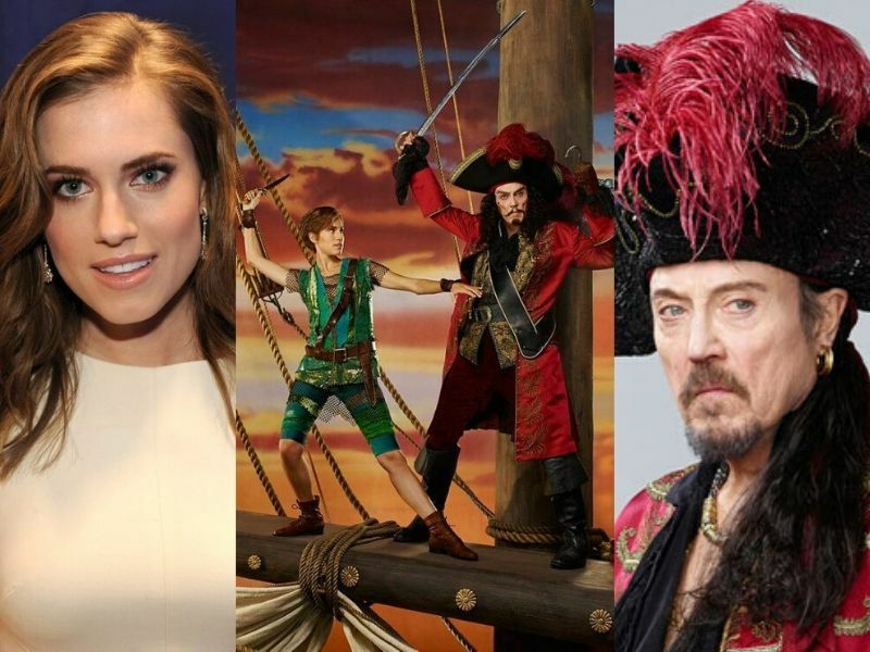 Peter Pan musical starring Christopher Walken and Allison Williams to be streamed on YouTube for free
