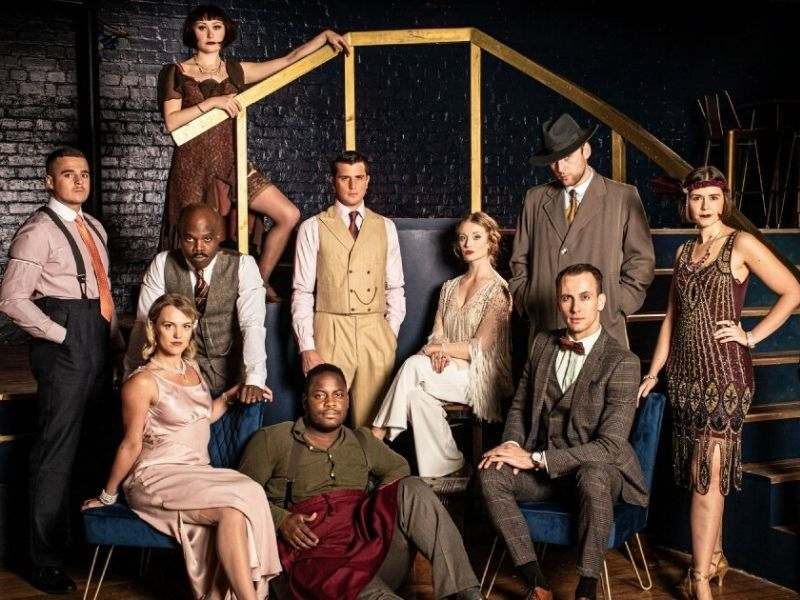 New and improved, immersive Great Gatsby returns with social distancing!
