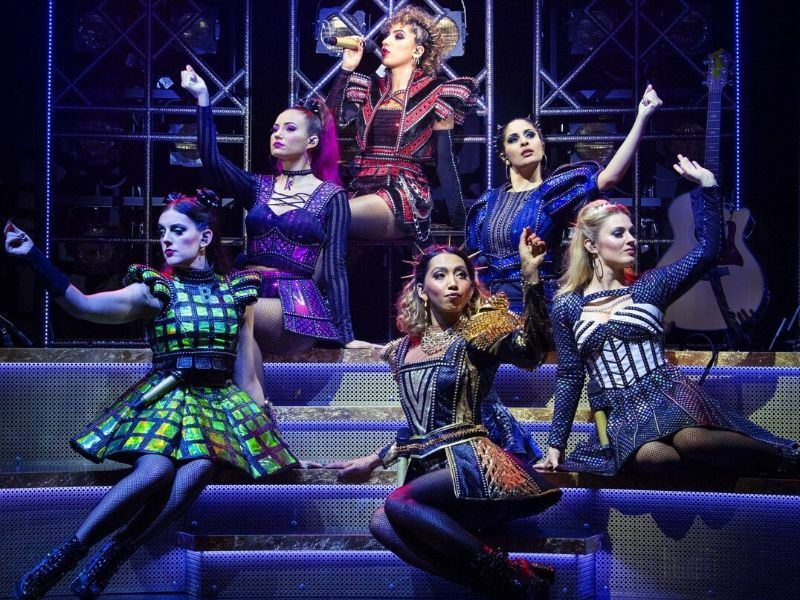 West End musical SIX suspends all performances until end of September