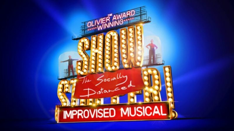 Showstopper! The Improvised Musical to present an online socially distanced performance this month!