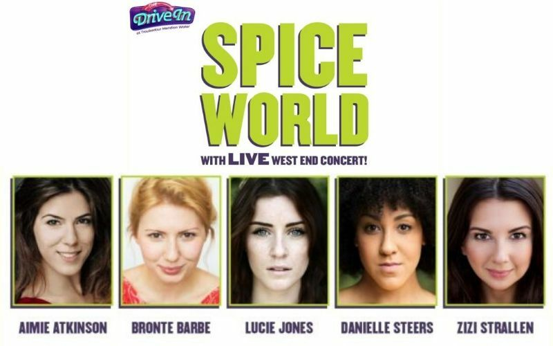 Spice World at The Drive In to feature West End leading ladies in concert