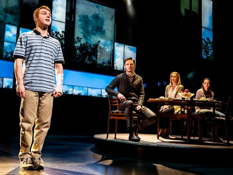 Dear Evan Hansen not to re-open in London until 'as early as practical' in 2021