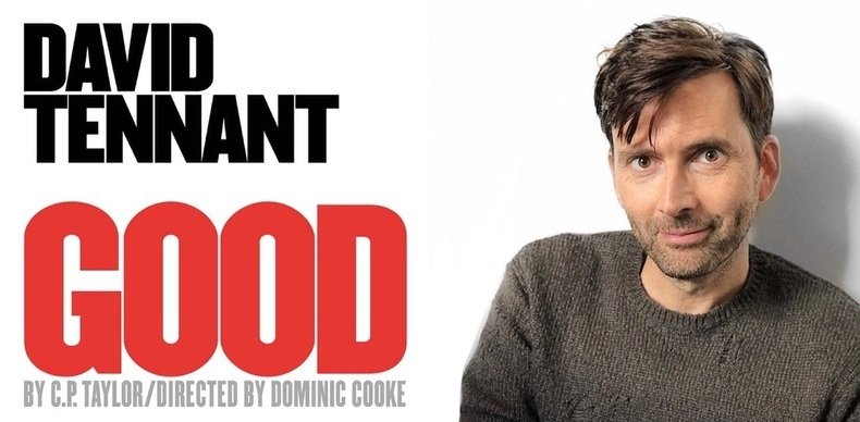 Good starring David Tennant has been postponed until Spring 2021