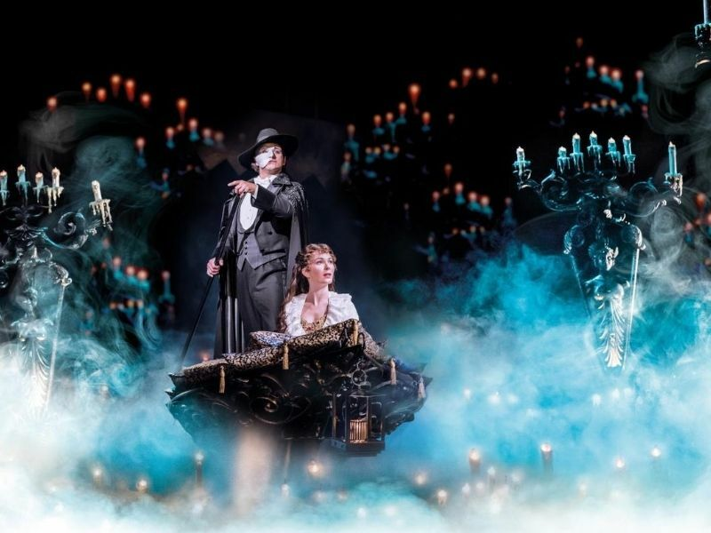 "The Phantom of the Opera to ""permanently"" close in London's West End"