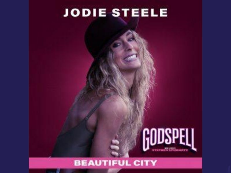 """Godspell single """"Beautiful City"""" performed by Jodie Steele released for charity"""