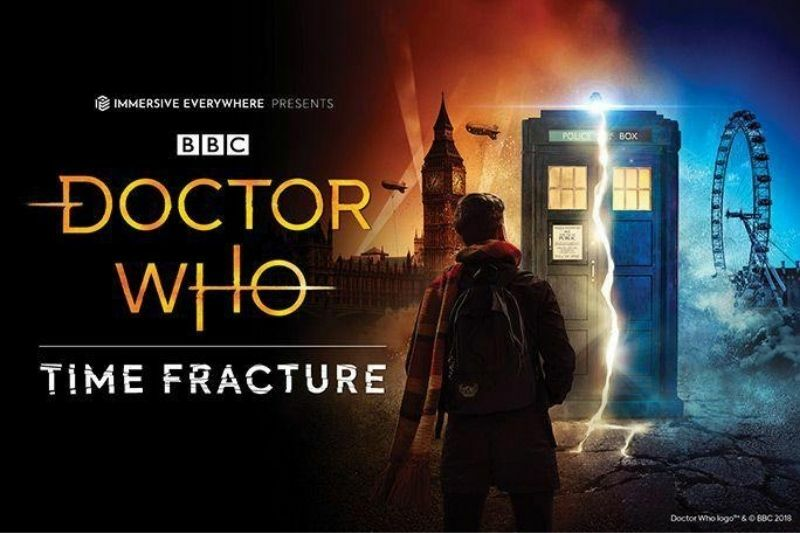 Top 10 fun facts about Doctor Who