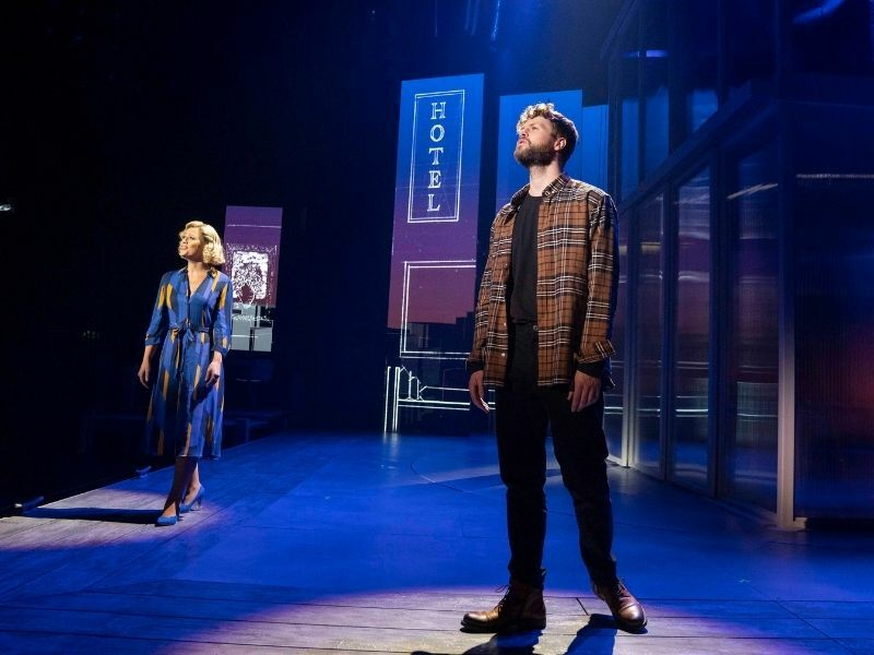 Getting back to theatre with Sleepless: A Musical Romance