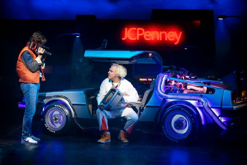 Tickets for Back to the Future at London's Adelphi Theatre now on sale!