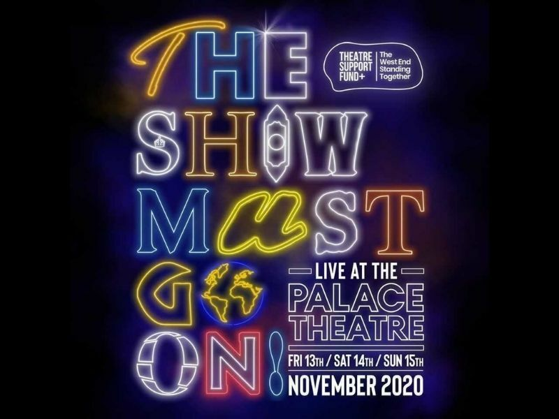 The Show Must Go On! Palace Theatre tickets are selling fast (like literally)!