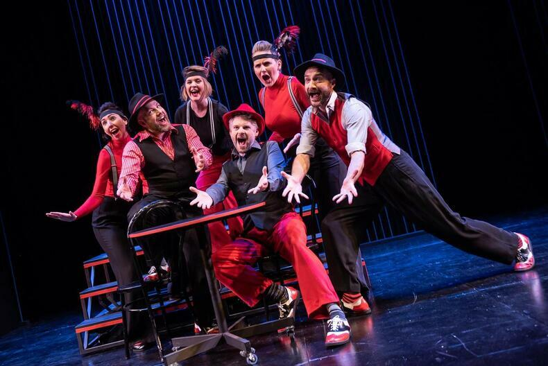 Showstopper! The Improvised Musical coming to Garrick Theatre from November!