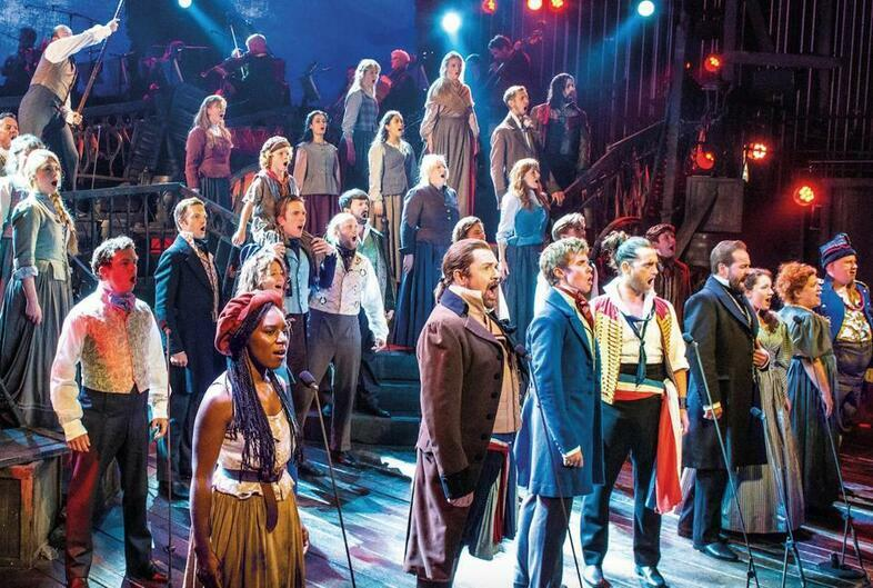 Cameron Mackintosh announces return of Les Misérables: The All-Star Staged Concert