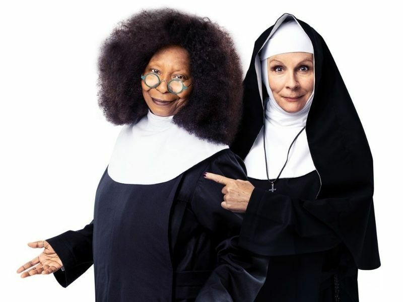 Sister Act 3 currently in talks, says Whoopi Goldberg